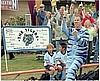"Tigers Banner from the movie ""Kicking & Screaming"""